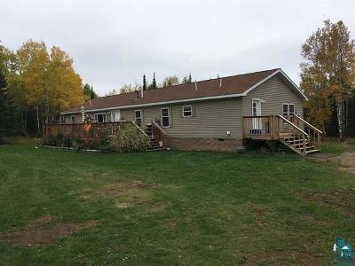 Single Family Home For Sale: 9527 Hwy 1