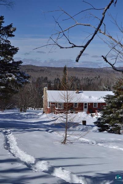 Single Family Home For Sale: 5481 Vista Ln