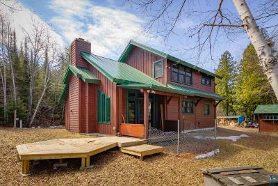 Single Family Home For Sale: 13823 Otter Rd