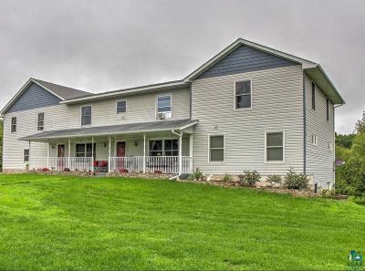 Single Family Home For Sale: 5642 Halie Rd