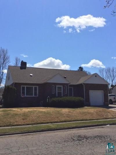 Single Family Home For Sale: 2234 Kelly Ave