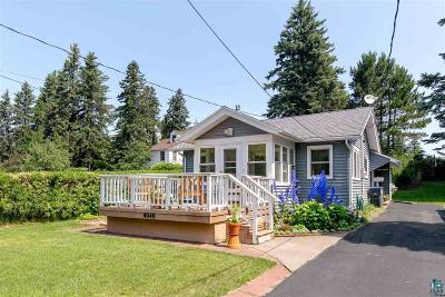 Duluth Single Family Home For Sale: 4048 Minnesota Ave