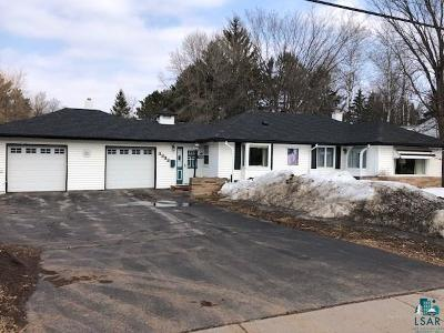 Duluth Single Family Home Inspection Cont (Mn): 3332 Piedmont Ave
