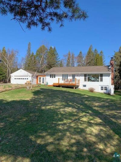 Duluth Single Family Home For Sale: 5181 North Shore Dr