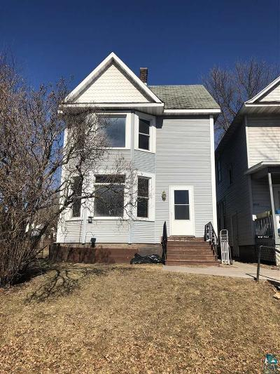 Duluth Multi Family Home For Sale: 2719 W 1st St
