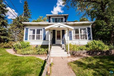 Duluth Single Family Home For Sale: 2931 Lake Ave S