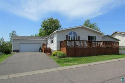 Duluth Single Family Home For Sale: 72 Arbutus Dr