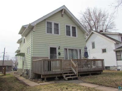 Single Family Home Sold: 4212 W 8th St