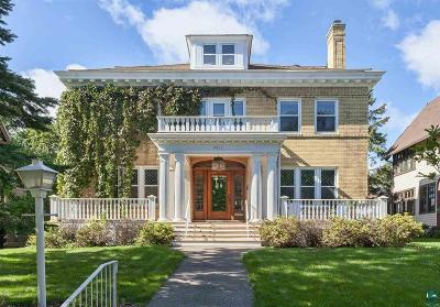 Duluth Single Family Home For Sale: 2611 E 3rd St