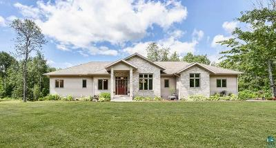 Duluth Single Family Home For Sale: 6165 Lakewood Rd