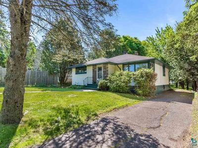 Duluth Single Family Home For Sale: 12 W Owatonna St