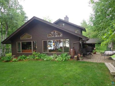 Duluth Single Family Home For Sale: 5095 Parsons Point Rd