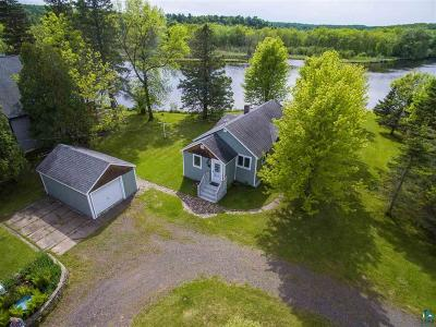 Duluth Single Family Home For Sale: 13002 Water St