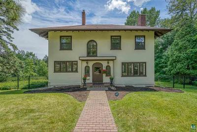 Duluth Single Family Home For Sale: 3330 E 1st St