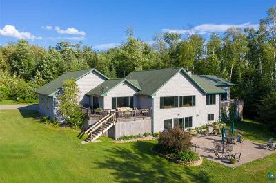 Duluth Single Family Home For Sale: 6127 Sunset Ridge Rd