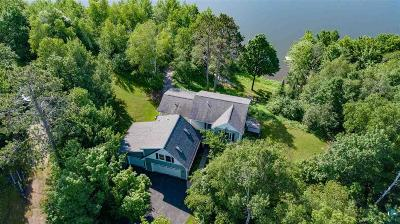 Duluth Single Family Home For Sale: 5532 Fish Lake Dam Rd