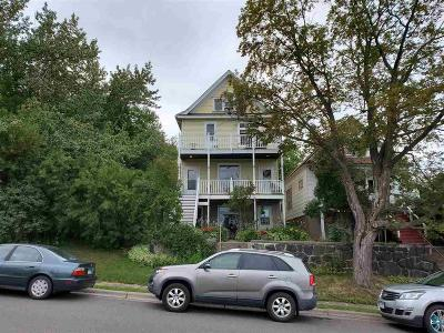 Duluth Multi Family Home For Sale: 215 W 7th St