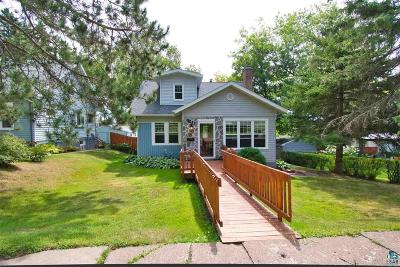 Duluth Single Family Home Inspection Cont (Mn): 2232 W 13th St