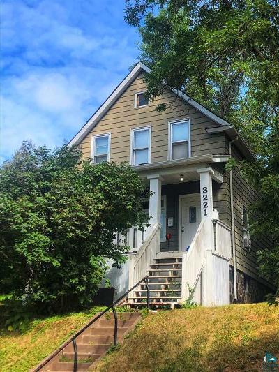 Duluth Multi Family Home For Sale: 3221 Restormel St #2