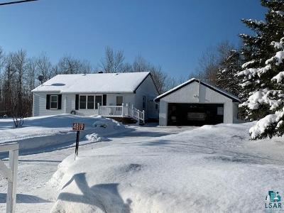 Duluth Single Family Home For Sale: 4819 Arnold Rd