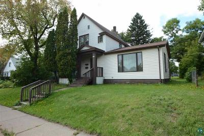 Duluth Multi Family Home For Sale: 313 N 59th Ave W