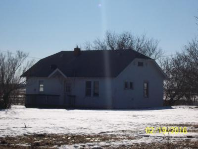 Single Family Home Sold: 54000 160th Street