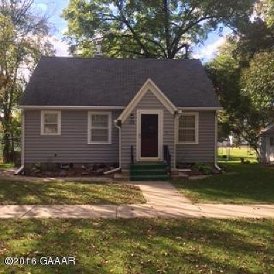 Long Prairie Single Family Home For Sale: 115 Todd Street S