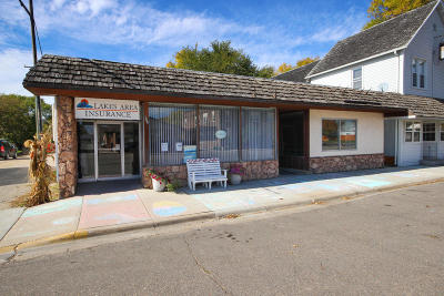 Douglas County Commercial For Sale: 105 Central Avenue N