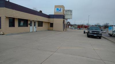 Douglas County Commercial For Sale: 118 3rd Avenue E