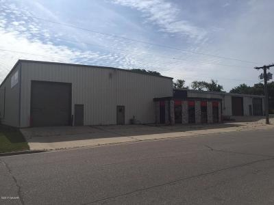 Douglas County Commercial For Sale: 311 Park Street