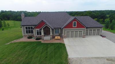 Douglas County Single Family Home For Sale: 5396 Peaceful Lane NE
