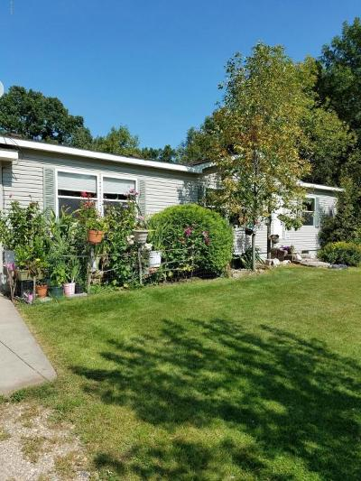 Sauk Centre Single Family Home For Sale: 37146 Co Rd 186
