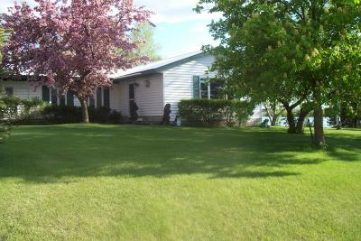 Parkers Prairie MN Single Family Home For Sale: $99,500