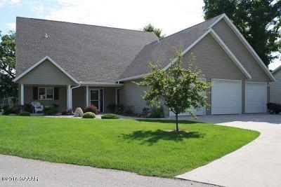 Douglas County Condo/Townhouse For Sale: 14276 E Lake Miltona Drive NE