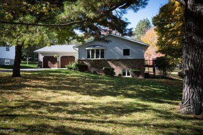 Long Prairie Single Family Home For Sale: 15 8th Street SE