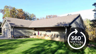 Douglas County Single Family Home For Sale: 2941 North Oaks Ln NW