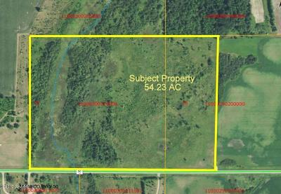 Residential Lots & Land Sold: 54.23 Acre County Highway 50