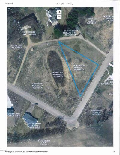 Sauk Centre MN Residential Lots & Land For Sale: $27,900