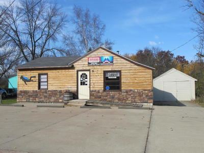Douglas County Commercial For Sale: 1123 3rd Avenue East