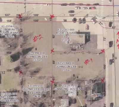 Douglas County Commercial For Sale: 312 Nokomis Street