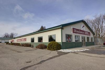 Douglas County Commercial For Sale: 1209 3rd Avenue E