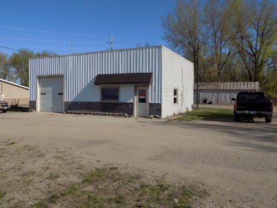 Douglas County Commercial For Sale: 905 3rd Avenue E