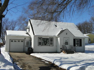 Single Family Home Sold: 706 Poler Street