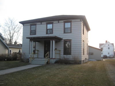 Sauk Centre Single Family Home For Sale: 512 Pine Street S
