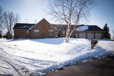 Melrose Single Family Home For Sale: 350 Country Club Road SW