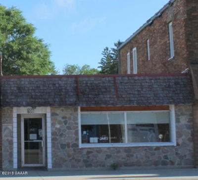 Parkers Prairie MN Commercial For Sale: $49,900
