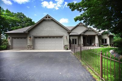 Douglas County Single Family Home For Sale: 4478 Country Shores SW