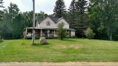 Douglas County Single Family Home For Sale: 12300 Century Road NW
