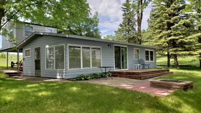 Parkers Prairie MN Single Family Home For Sale: $194,500