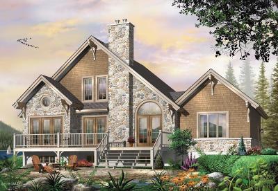 Single Family Home For Sale: 405 S Le Homme Dieu Drive NE